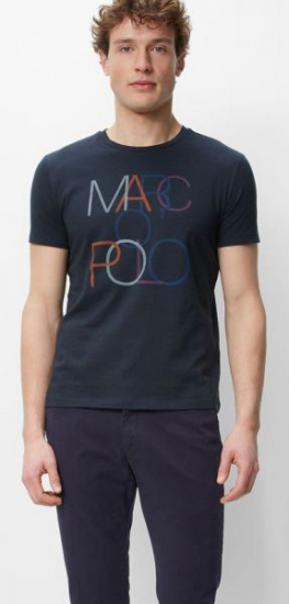 Футболка Marc O'Polo модель 922222051064-896 — фото 2 - INTERTOP