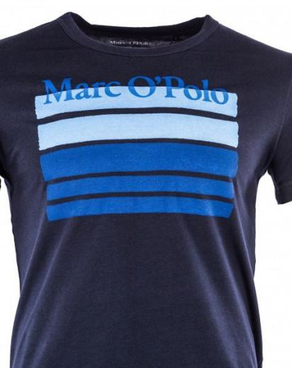 Футболка Marc O'Polo модель 923222051384-896 — фото 3 - INTERTOP