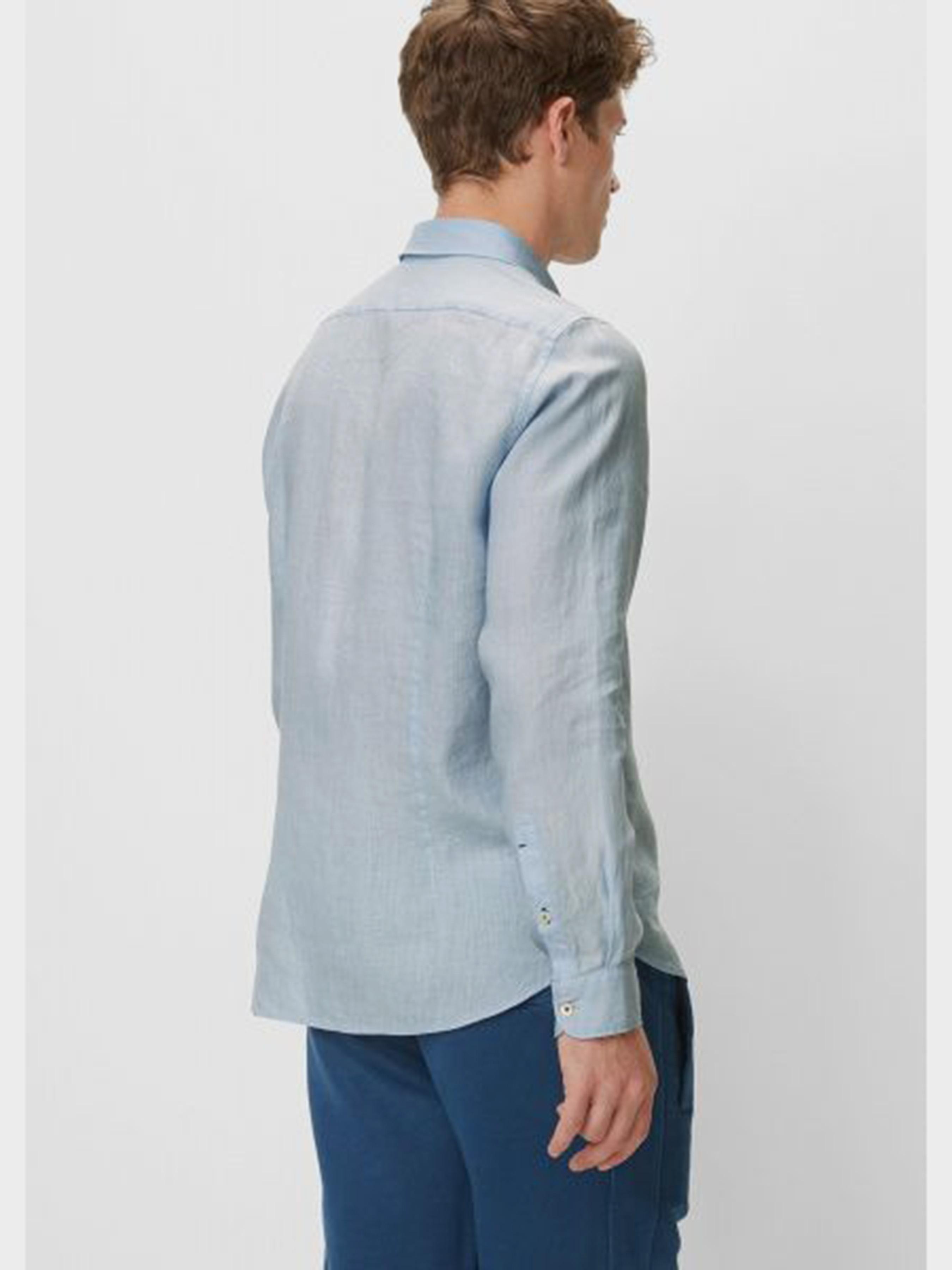Рубашка с длинным рукавом мужские MARC O'POLO модель PE3386 цена, 2017