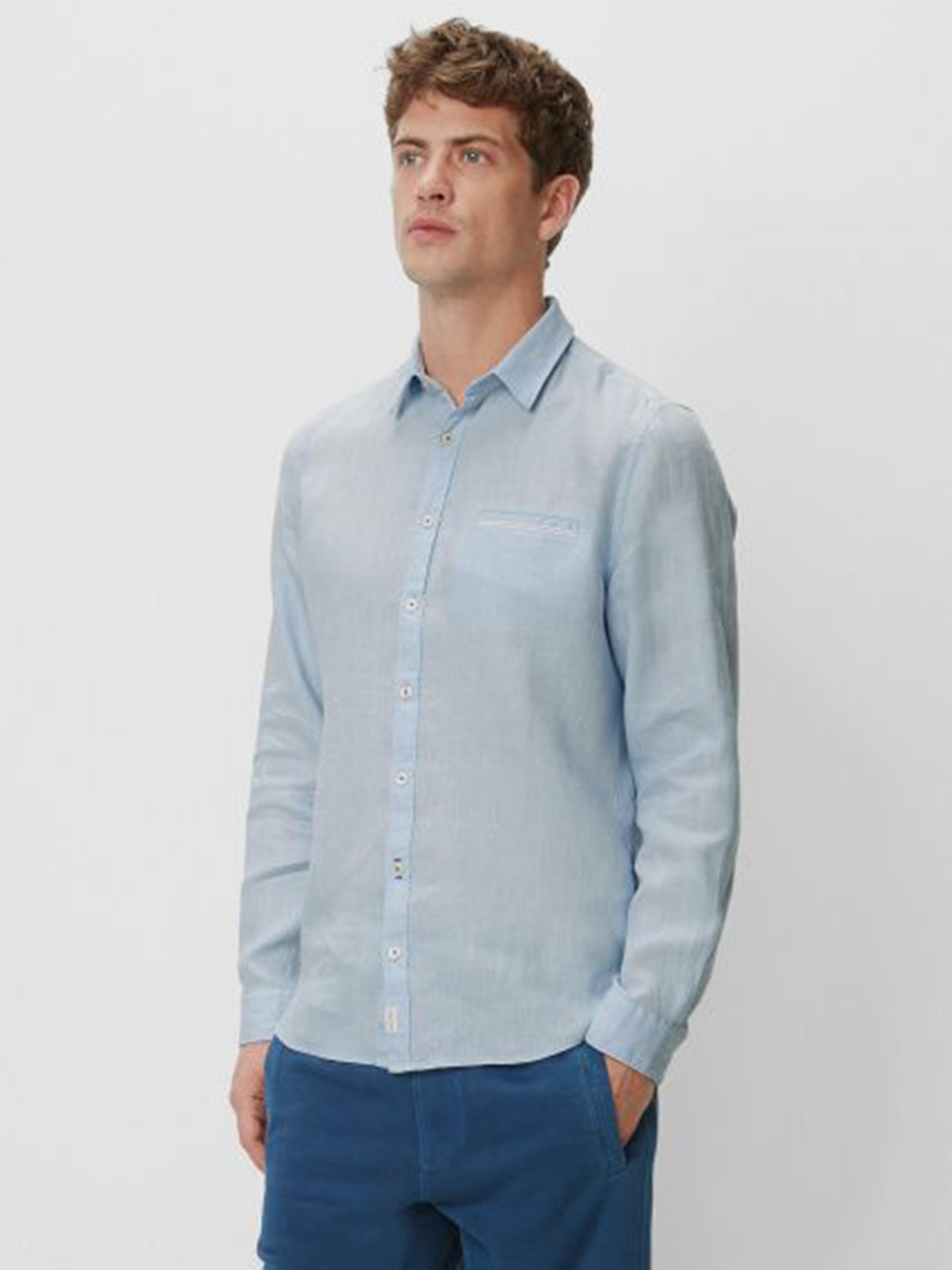 Рубашка с длинным рукавом мужские MARC O'POLO модель PE3386 купить, 2017