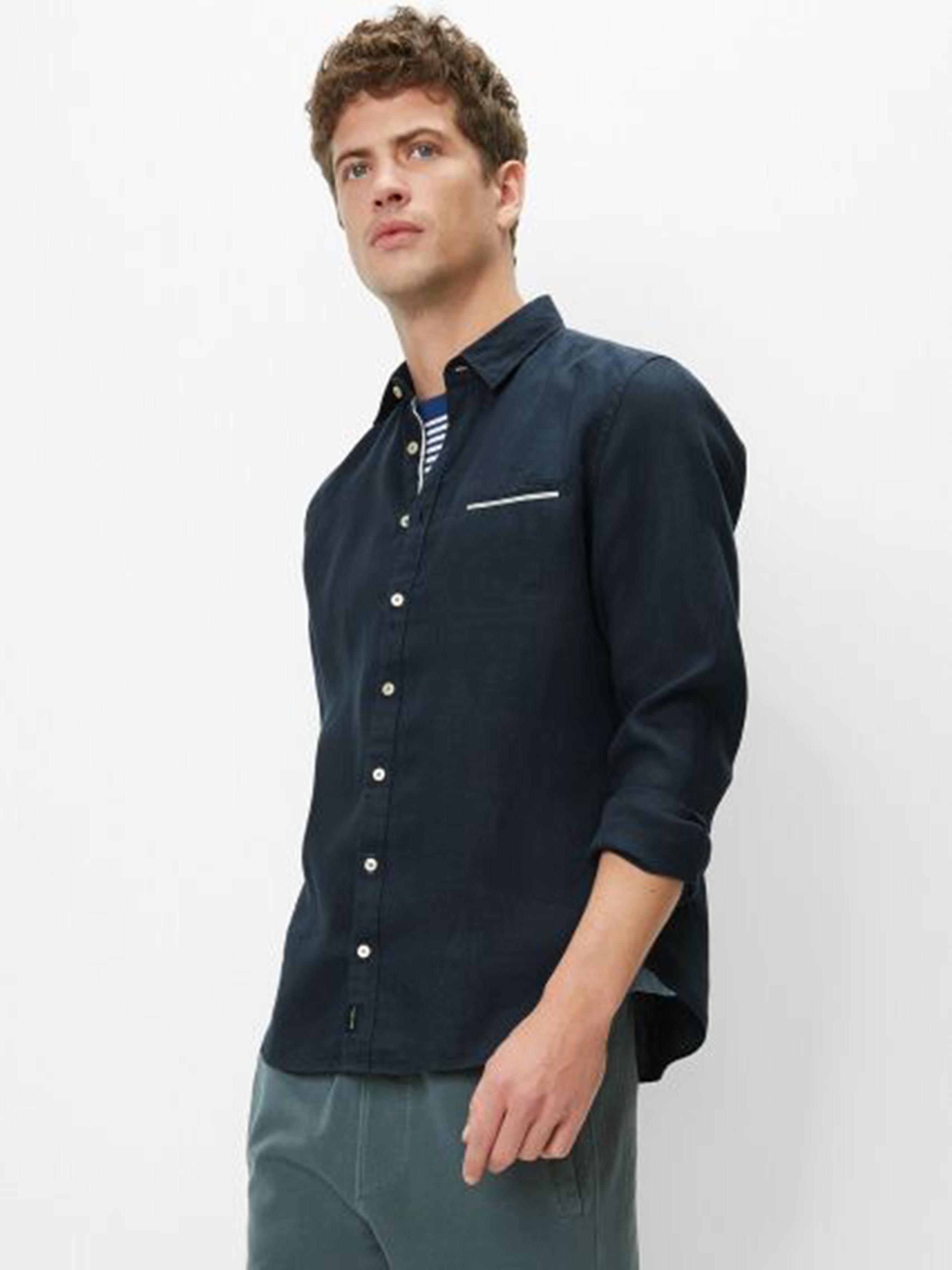 Рубашка с длинным рукавом мужские MARC O'POLO модель PE3387 купить, 2017