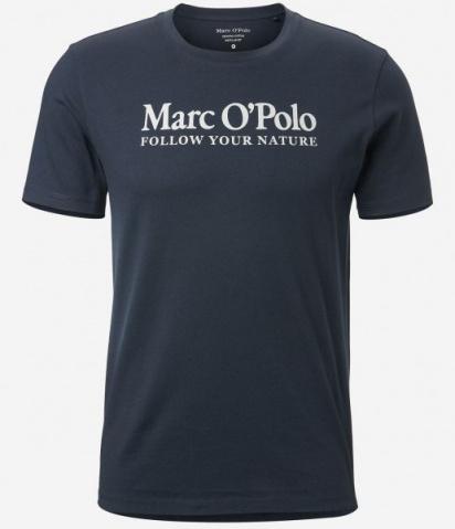 Футболка Marc O'Polo модель 924222051244-896 — фото - INTERTOP