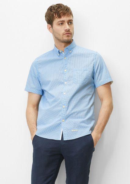 Рубашка с коротким рукавом мужские MARC O'POLO модель PE3413 цена, 2017