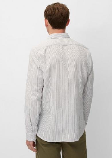 Сорочка з довгим рукавом Marc O'Polo модель 926737442052-O84 — фото 2 - INTERTOP