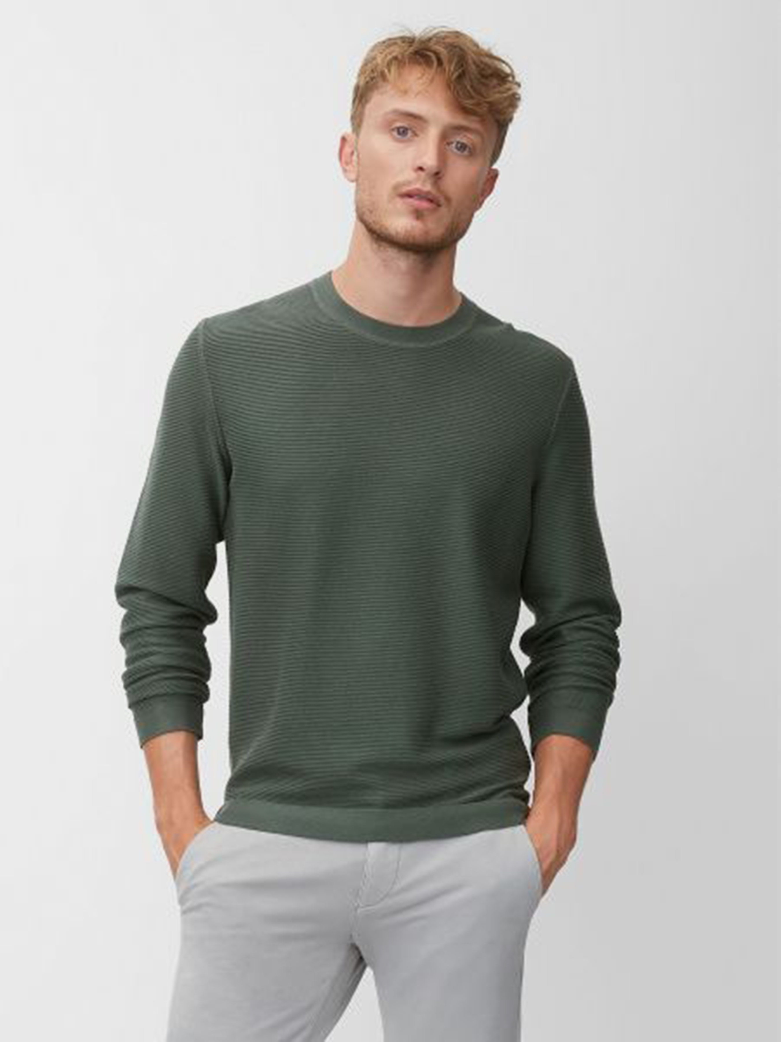 Кофты и свитера мужские MARC O'POLO модель PE3492 характеристики, 2017