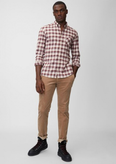 Рубашка мужские MARC O'POLO модель PE3561 отзывы, 2017