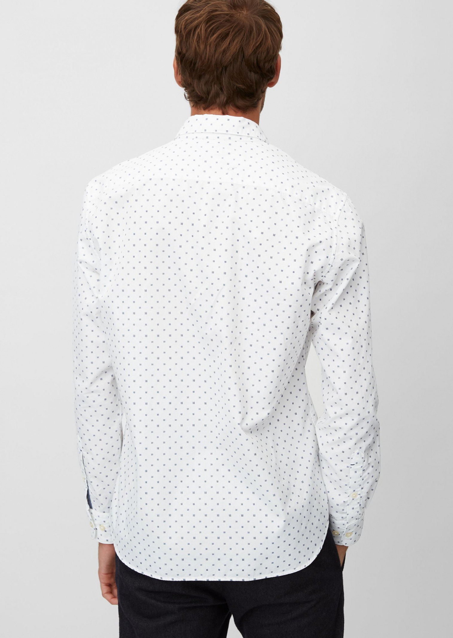 MARC O`POLO Сорочка чоловічі модель 931743842142-Q13 купити, 2017