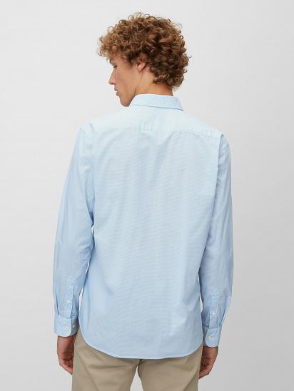 Сорочка з довгим рукавом Marc O'Polo модель 020745842098-Q10 — фото 2 - INTERTOP