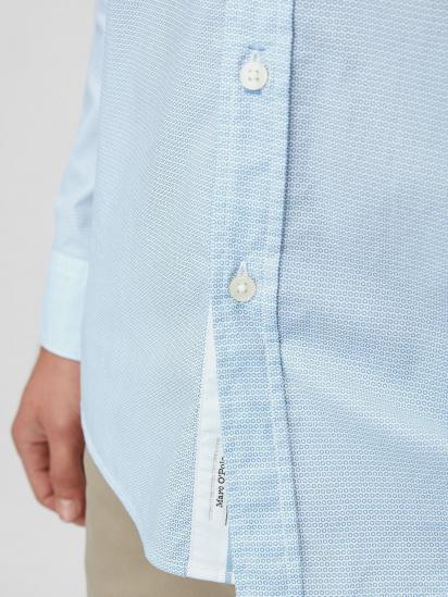 Сорочка з довгим рукавом Marc O'Polo модель 020745842098-Q10 — фото 5 - INTERTOP