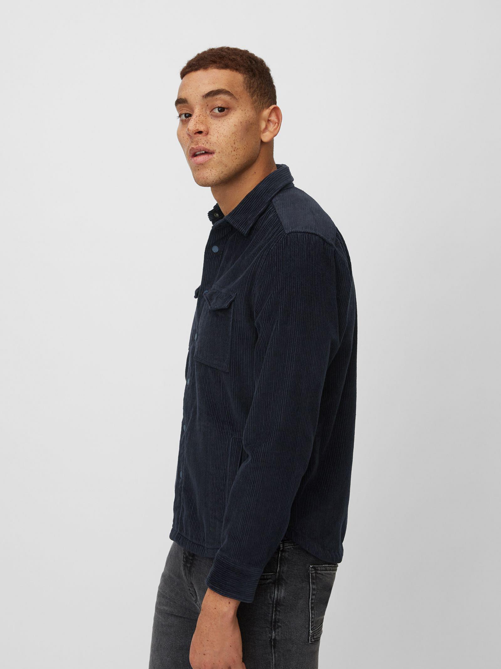 Рубашка мужские MARC O'POLO DENIM модель 060091142042-815 купить, 2017