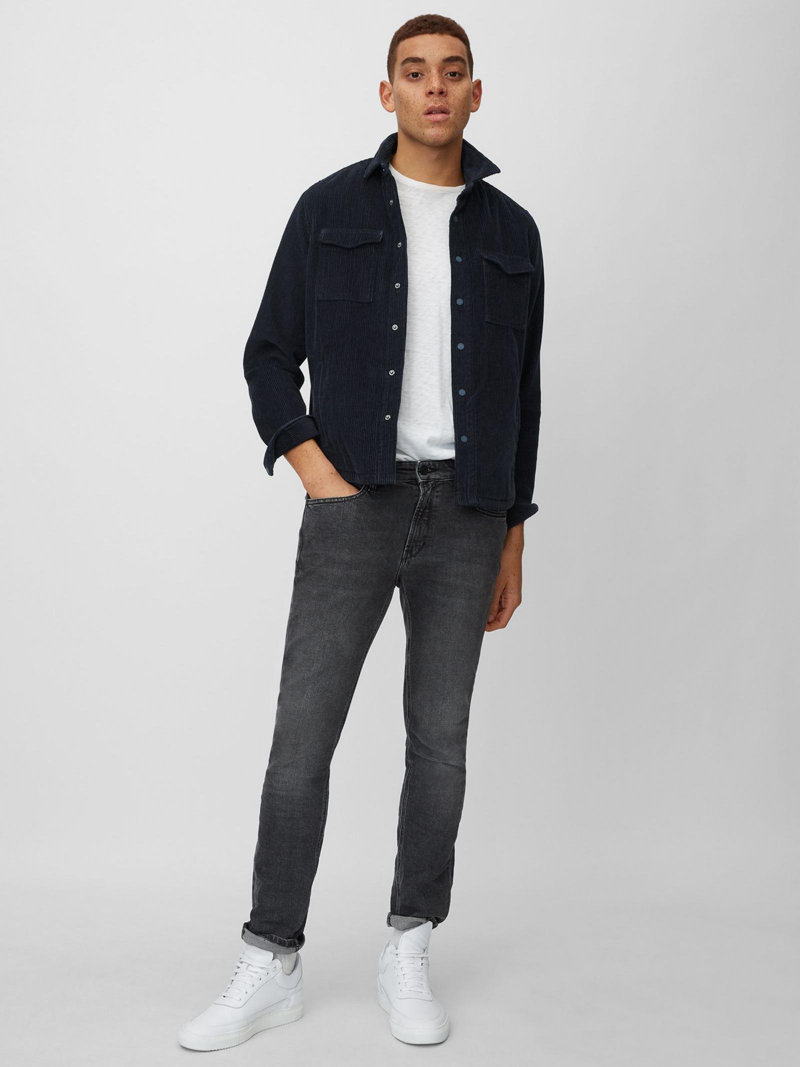 Рубашка мужские MARC O'POLO DENIM модель 060091142042-815 приобрести, 2017