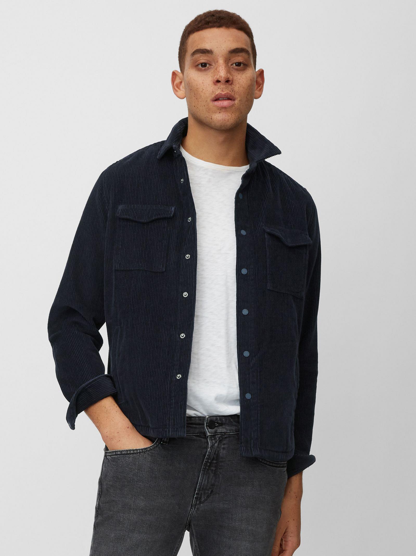 Рубашка мужские MARC O'POLO DENIM модель 060091142042-815 , 2017