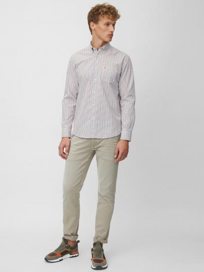 Сорочка з довгим рукавом Marc O'Polo модель 022721042130-Q15 — фото 4 - INTERTOP