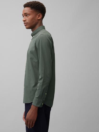 Сорочка з довгим рукавом Marc O'Polo модель M27766842156-451 — фото 3 - INTERTOP