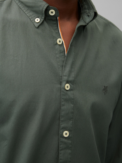 Сорочка з довгим рукавом Marc O'Polo модель M27766842156-451 — фото 4 - INTERTOP