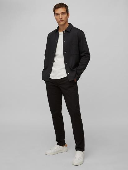 Сорочка з довгим рукавом Marc O'Polo модель 121308057010-990 — фото 3 - INTERTOP