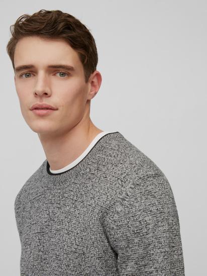 Пуловер Marc O'Polo модель 121506560226-990 — фото 4 - INTERTOP