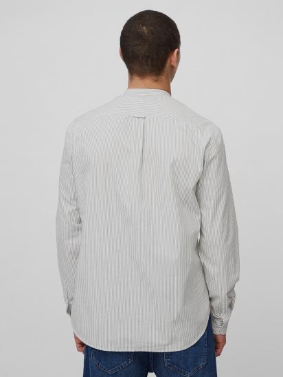 Сорочка з довгим рукавом Marc O'Polo DENIM модель 161118842048-S96 — фото 2 - INTERTOP