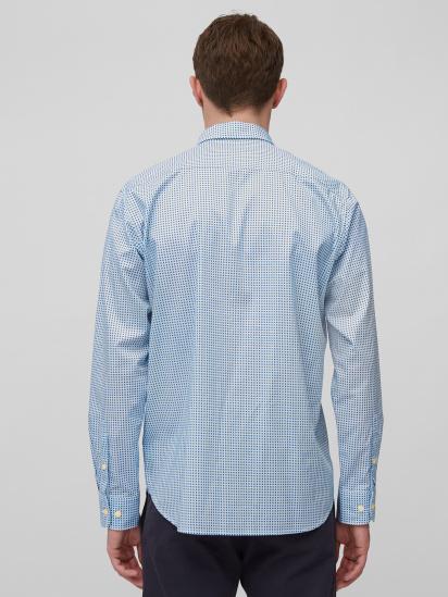 Сорочка з довгим рукавом Marc O'Polo модель 121727542418-L81 — фото 2 - INTERTOP