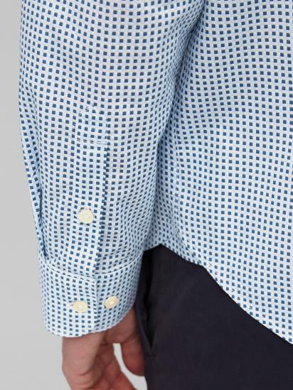 Сорочка з довгим рукавом Marc O'Polo модель 121727542418-L81 — фото 5 - INTERTOP