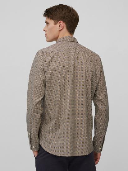 Сорочка з довгим рукавом Marc O'Polo модель 121727542418-X79 — фото 2 - INTERTOP