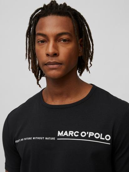 Футболка Marc O'Polo модель 122224051062-990 — фото 5 - INTERTOP