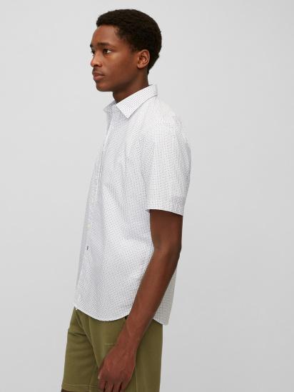 Сорочка з коротким рукавом Marc O'Polo модель 123720141012-V14 — фото 4 - INTERTOP