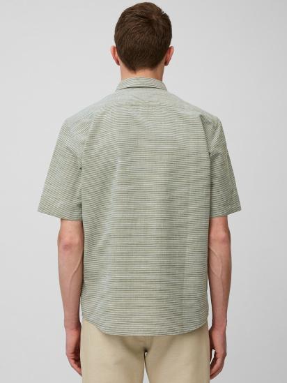 Сорочка з коротким рукавом Marc O'Polo модель 123727641030-X41 — фото 2 - INTERTOP