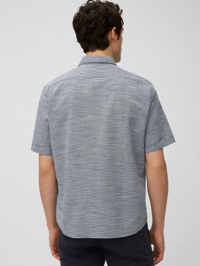 Сорочка з коротким рукавом Marc O'Polo модель 123727641030-X83 — фото 2 - INTERTOP