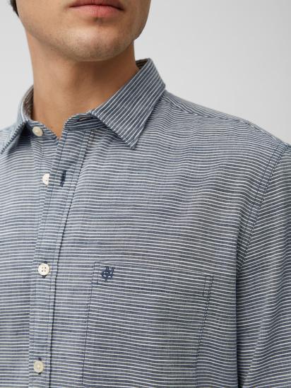 Сорочка з коротким рукавом Marc O'Polo модель 123727641030-X83 — фото 5 - INTERTOP