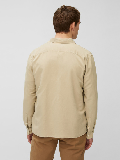 Сорочка з довгим рукавом Marc O'Polo модель 123729142122-725 — фото 2 - INTERTOP
