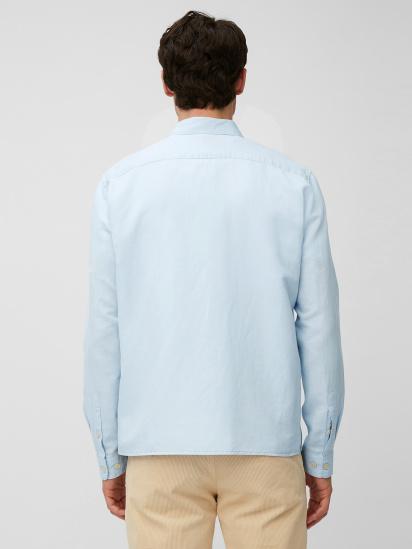 Сорочка з довгим рукавом Marc O'Polo модель 123729142122-811 — фото 2 - INTERTOP