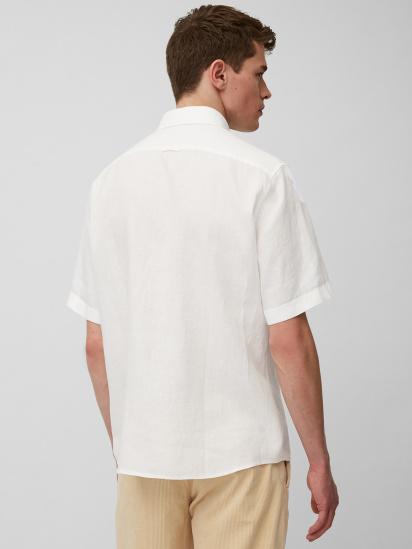 Сорочка з коротким рукавом Marc O'Polo модель M23742841014-100 — фото 2 - INTERTOP