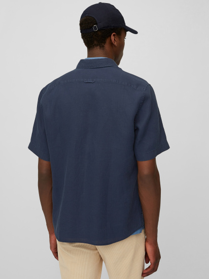 Сорочка з коротким рукавом Marc O'Polo модель M23742841014-896 — фото 2 - INTERTOP