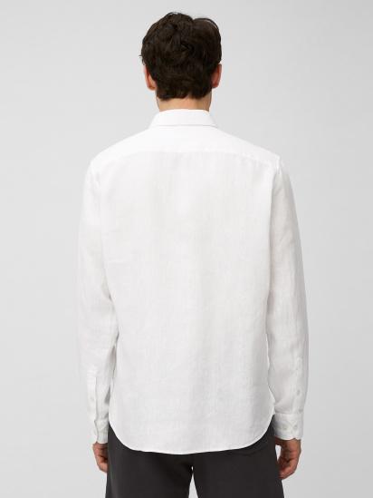 Сорочка з довгим рукавом Marc O'Polo модель M23742842082-100 — фото 2 - INTERTOP