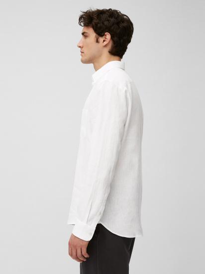 Сорочка з довгим рукавом Marc O'Polo модель M23742842082-100 — фото 3 - INTERTOP
