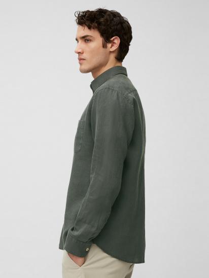 Сорочка з довгим рукавом Marc O'Polo модель M23742842082-451 — фото 3 - INTERTOP