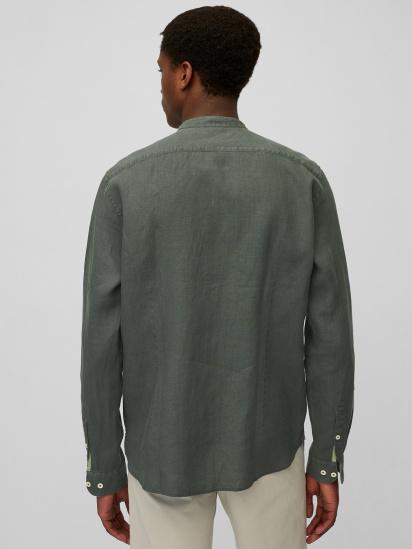 Сорочка з довгим рукавом Marc O'Polo модель 123742842084-451 — фото 2 - INTERTOP