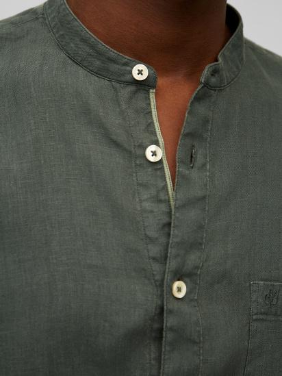 Сорочка з довгим рукавом Marc O'Polo модель 123742842084-451 — фото 5 - INTERTOP