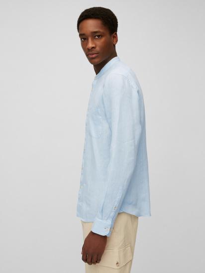 Сорочка з довгим рукавом Marc O'Polo модель 123742842084-811 — фото 2 - INTERTOP