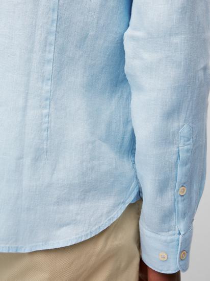 Сорочка з довгим рукавом Marc O'Polo модель 123742842084-811 — фото 5 - INTERTOP