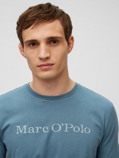 Футболка Marc O'Polo модель 123222051230-846 — фото 5 - INTERTOP