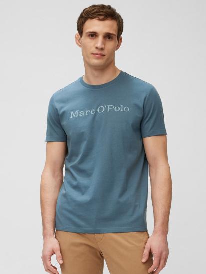 Футболка Marc O'Polo модель 123222051230-846 — фото - INTERTOP