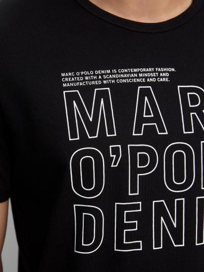 Футболка Marc O'Polo DENIM модель 165232351344-990 — фото 4 - INTERTOP