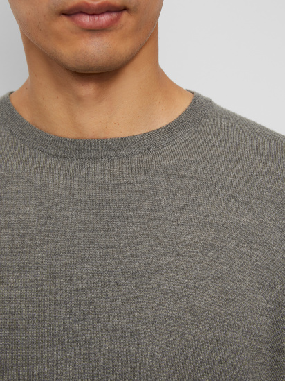 Пуловер Marc O'Polo модель 129508360052-945 — фото 4 - INTERTOP
