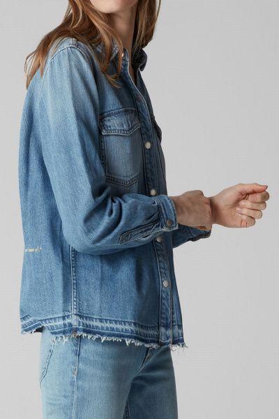 Рубашка с длинным рукавом женские MARC O'POLO PF3216 цена одежды, 2017