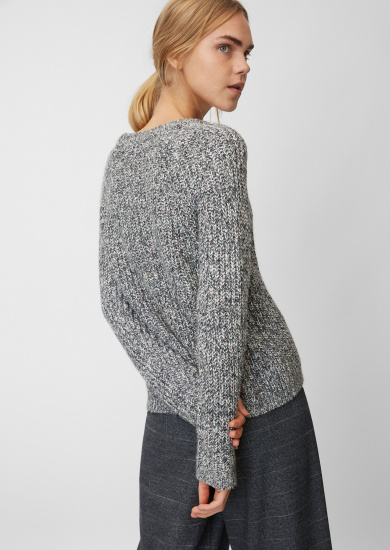 Пуловер Marc O'Polo DENIM модель 850610060937-R62 — фото 2 - INTERTOP