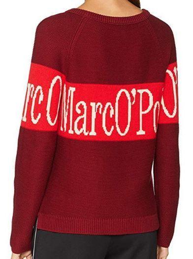 Пуловер Marc O'Polo модель 808602760521-L04 — фото 2 - INTERTOP