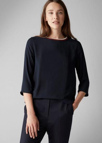 Блуза з довгим рукавом Marc O'Polo модель M08101742493-889 — фото - INTERTOP