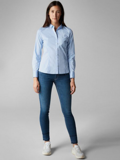 Блуза з довгим рукавом Marc O'Polo модель 901145742563-833 — фото 4 - INTERTOP